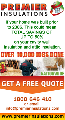 BER Insulation Company Kildare